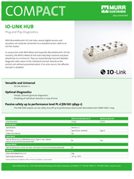 IO-Link Hub Flyer