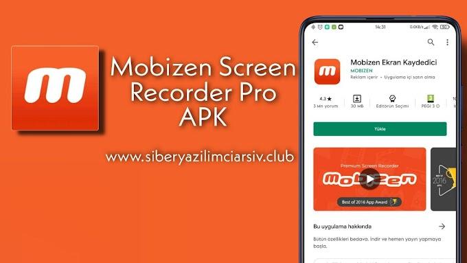 Mobizen Screen Recorder V3.9.1.8 Pro APK