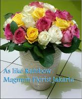 Bunga Mawar Cantik Ucapan Selamat Flower Online Jakarta