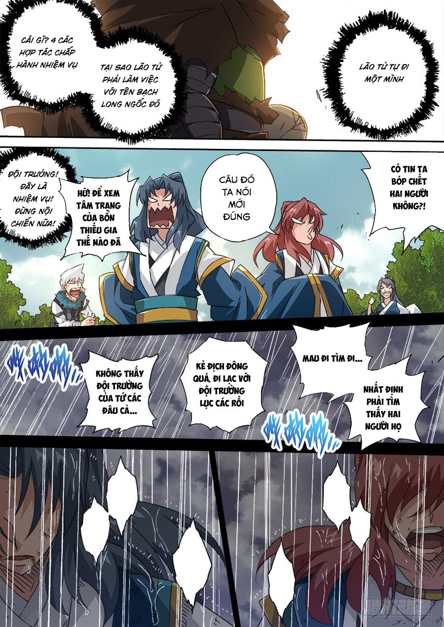 Quyền Bá Thiên Hạ Chap 163 - Trang 5