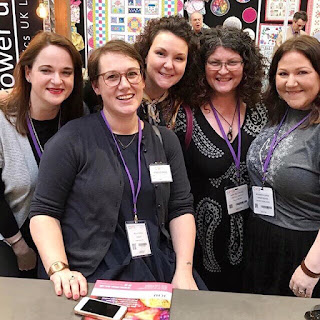 quilting friends CHSI