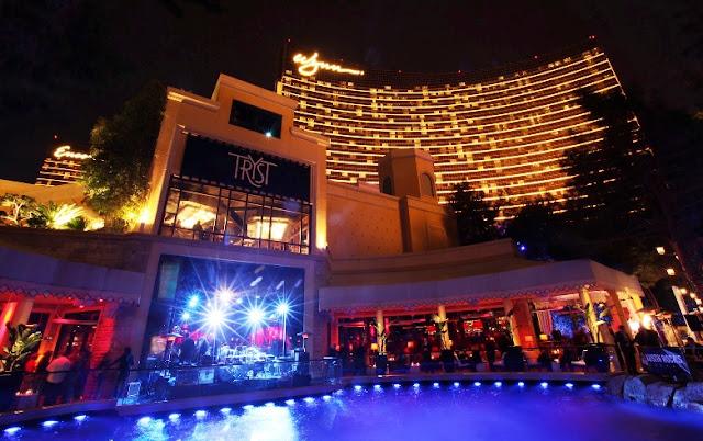 Tryst Balada Las Vegas Nightclub