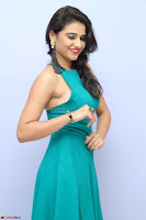 Priya Singh in a sleeveless Green Gown at Manasainodu music launch 011.08.2017 ~ Exclusive Celebrity Galleries 047.JPG