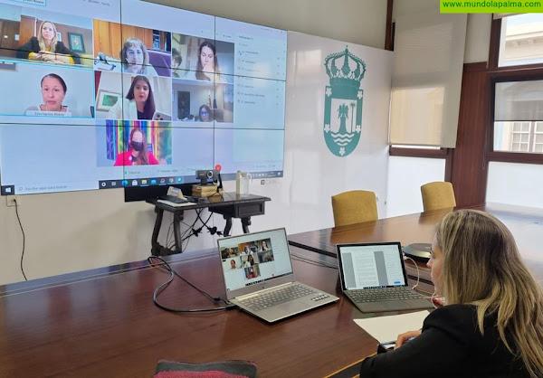 El Cabildo de La Palma trabaja en coordinación con el Gobierno de Canarias en educación