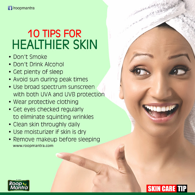 Health Tips for Skin