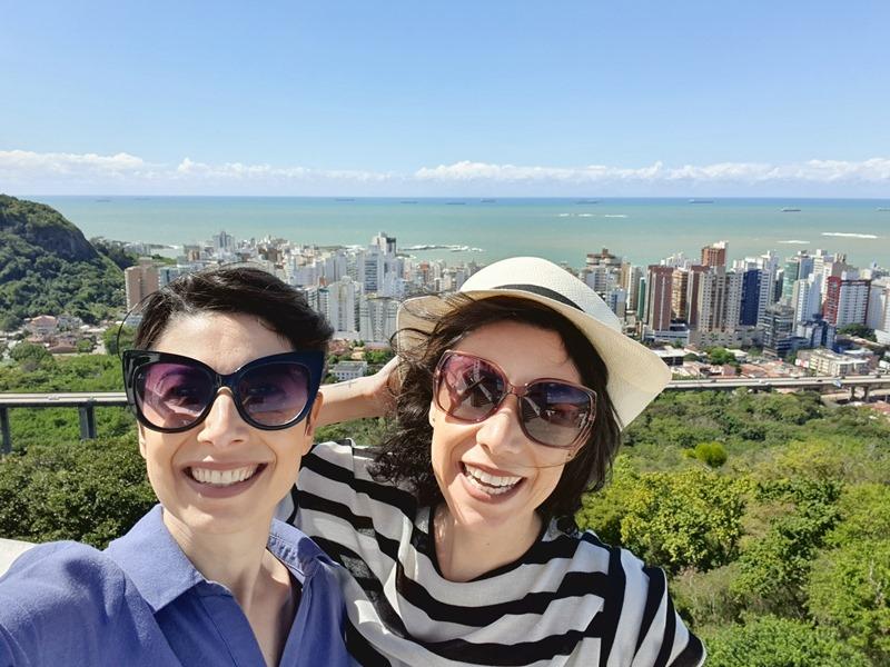 Mariza e Karina blog Tem que ir: melhor blog de viagens do Brasil