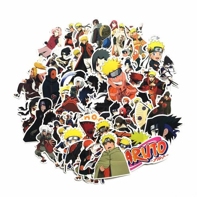 Anime Naruto Stickers