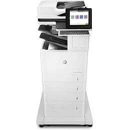 HP LaserJet Enterprise Flow MFP M635z Drivers Download