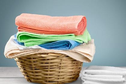 Tips Merawat Handuk yang Tepat Agar Awet