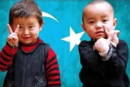 Begini Kejamnya Pemerintah China Terhadap Anak-anak Uighur