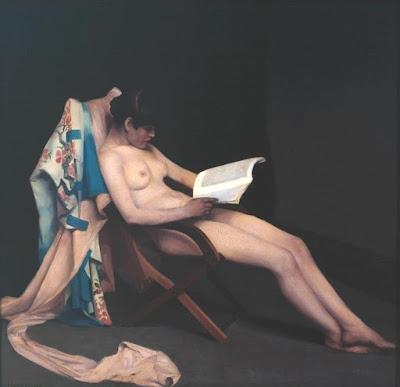 Jeune fille lisant, de Théodore Roussel