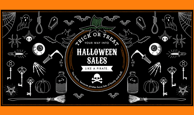 Trick Or Treat Your Way Into Halloween Sales