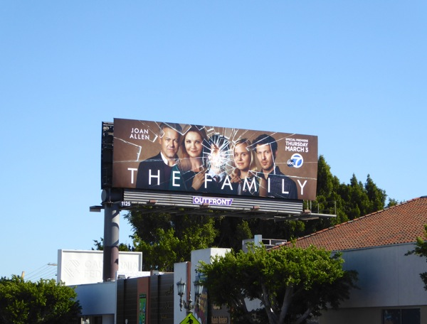 The Family season 1 billboard