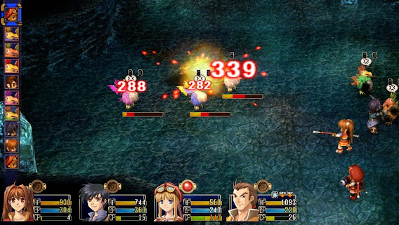 The Legend Of Heroes: Trails In The Sky ScreenShot 01