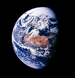 Nice picture of Earth from Apollo 10 in 1969. The linked post on the age of the earth could not go directly onto Facebook, so here is a workaround with some background information.