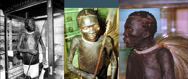 Mumi dari Afrika
