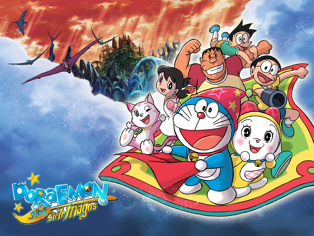 BenzKhaTulistiwa: Doraemon Wallpaper