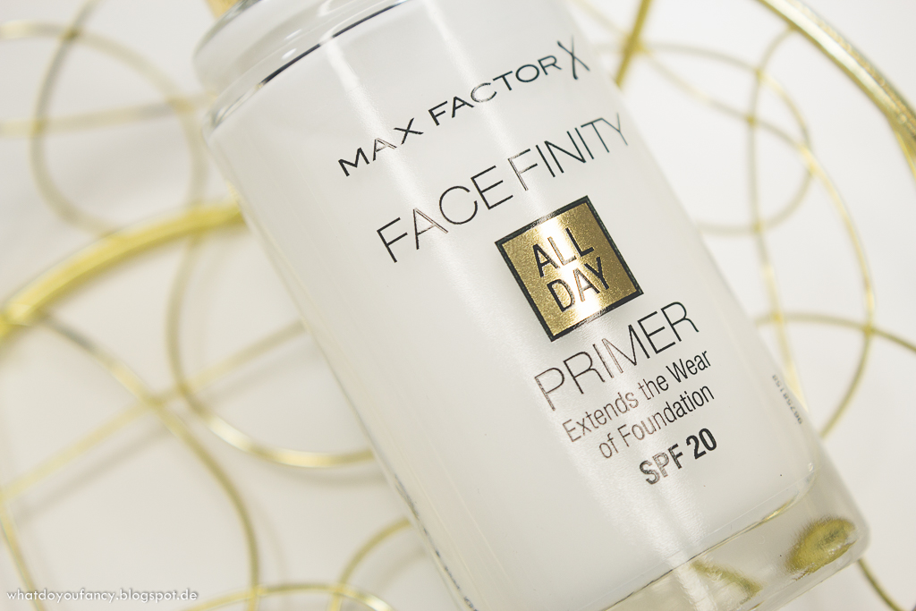 Max Factor Face Finity All Day Primer