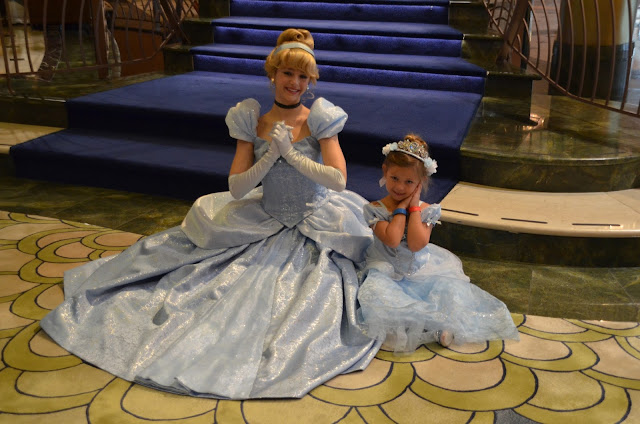 Disney Fantasy princess