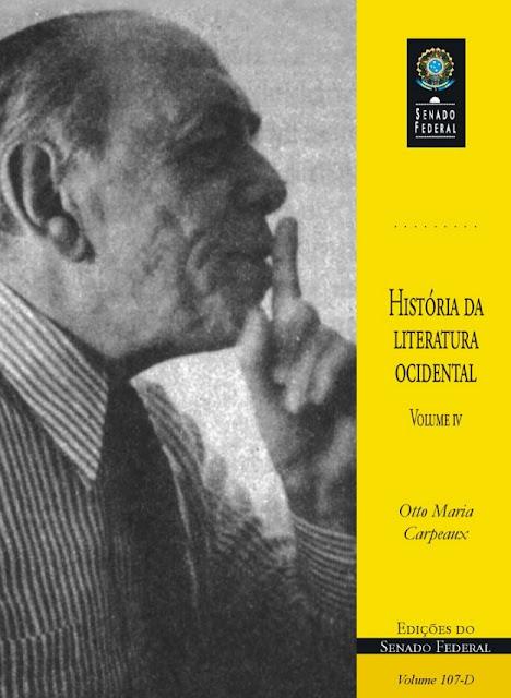 História da Literatura Ocidental vol 4