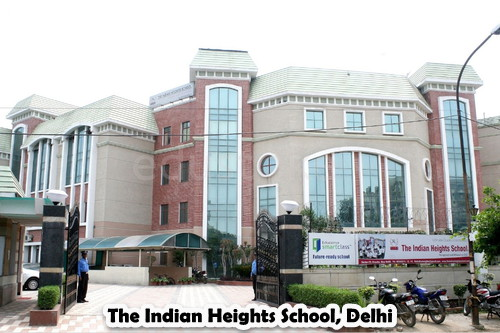 The Indian Heights School, Delhi