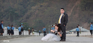 Wedding Dress & Style in Mizoram