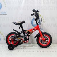 Sepeda Anak United Shark 12 Inci