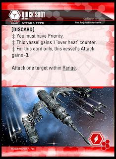 Attack type: Quick Shot