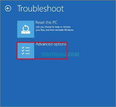 Cara masuk ke safe mode pada windows 10 7