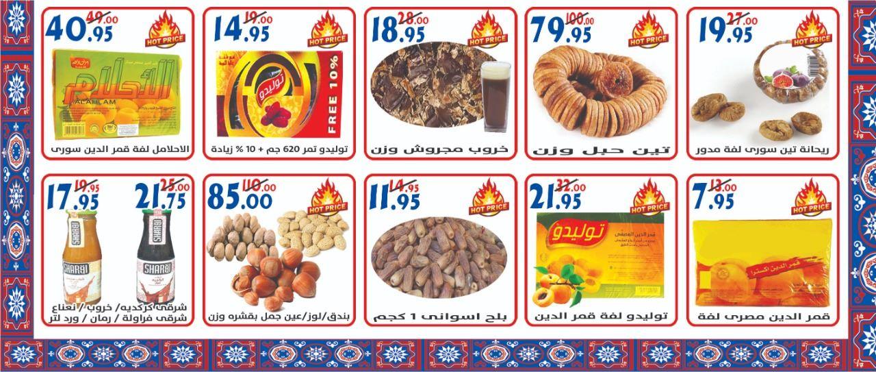 عروض الفرجانى رمضان من 25 مارس 2020 حتى نفاذ الكمية