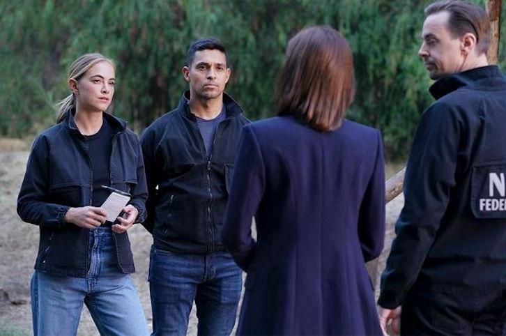 NCIS - Episode 18.03 - Blood and Treasure - 3 Sneak Peeks, Promo + Press Release