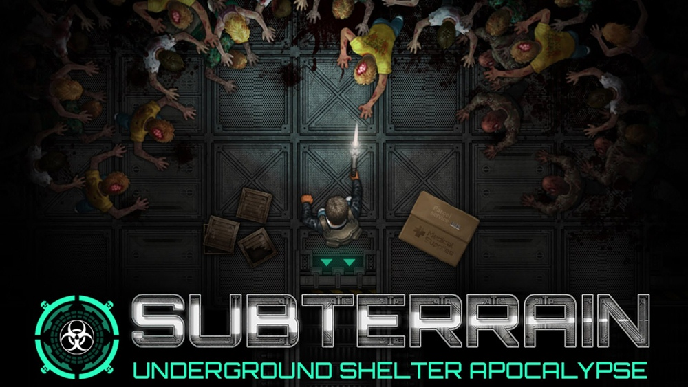 Subterrain Game Download Poster