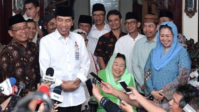Yenny Wahid Dukung Jokowi-Ma'ruf Amin di Pilpres 2019