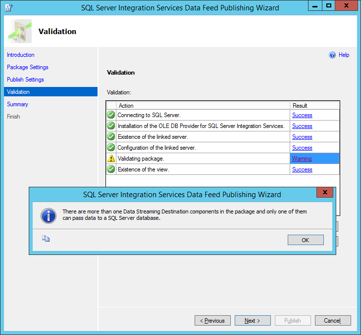 Microsoft SQL Server Integration Services: SSIS Data