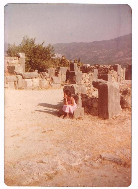 El día que fui niña en Volubilis