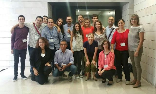 Evento solidario de Lanzalicante, acompañados por Motivatelx