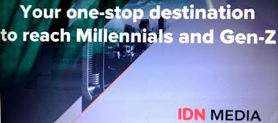 IDN Media dengan tagline Unity in Diversity