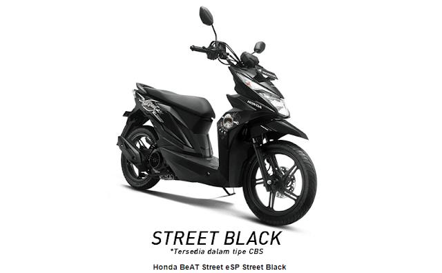 Harga Promo Awal Tahun Cash - Kredit Honda All New Beat Street Esp Februari 2017 Jogja