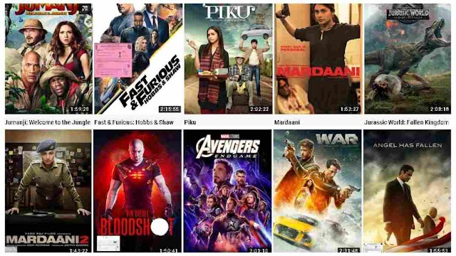Top Free Website To Download Any Movie - Download Full HD 2020