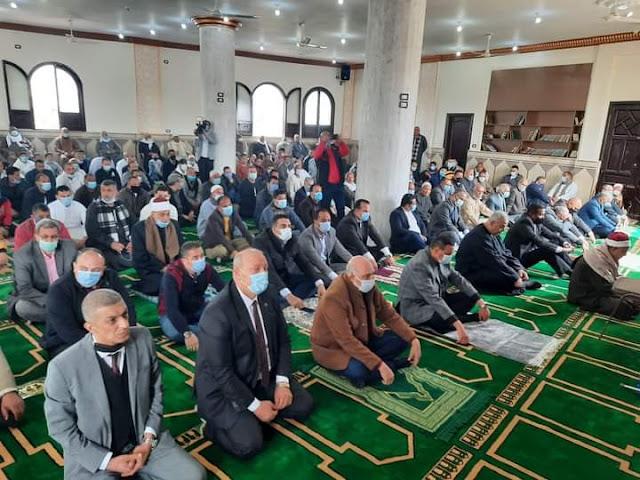 إفتتاح ٣ مساجد جديدة بتكلفة ١٢ مليون و٣٠٠ ألف جنية بالبحيرة
