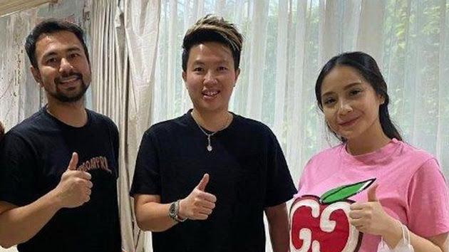 Hot News! Raffi Ahmad dan Nagita Slavina Dikunjungi Pemain Bulu Tangkis Liliyana Natsir, Pengakuannya Bikin Melongo