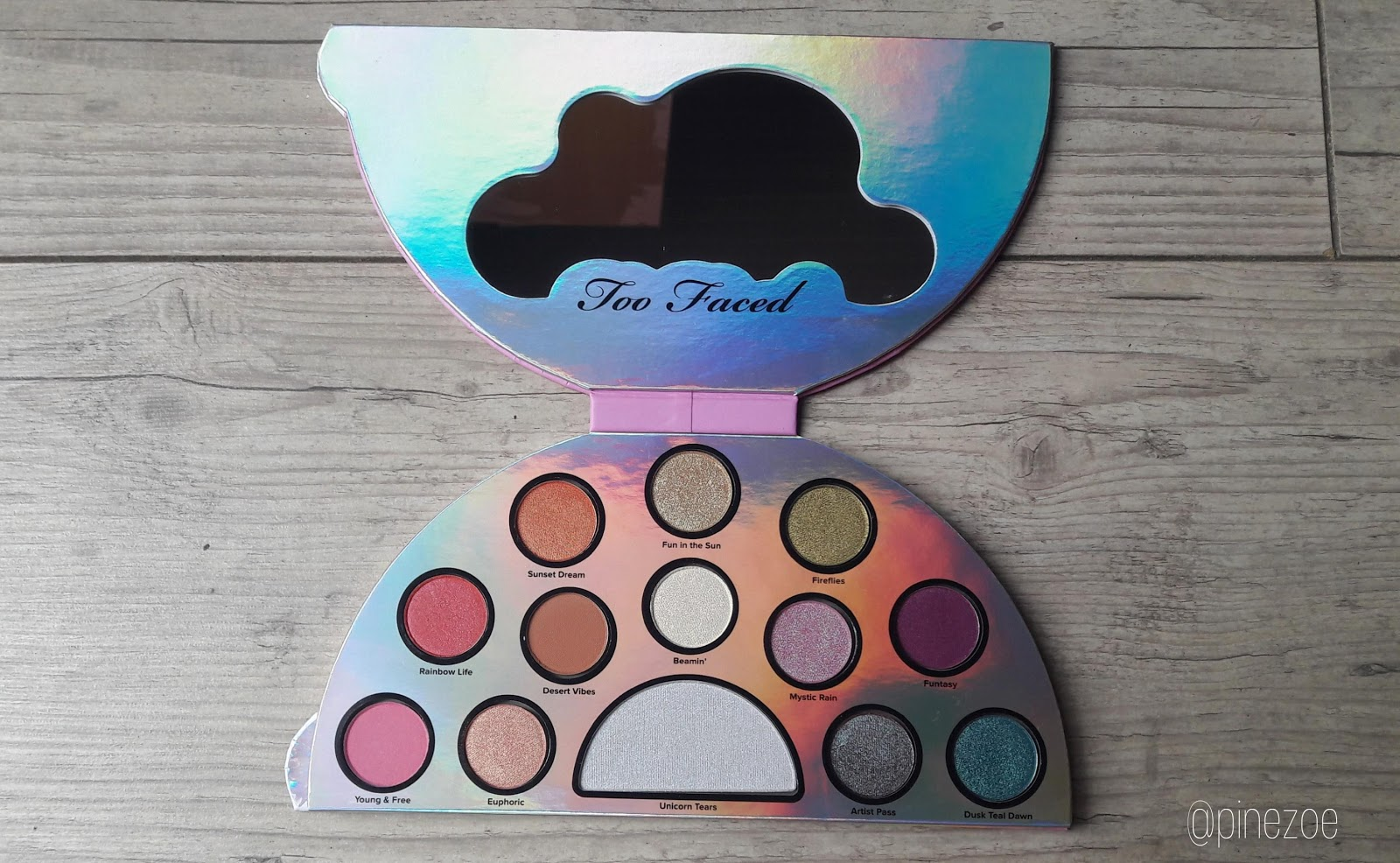 Lifet's a Festival 🦄 Too Faced