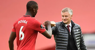 Pogba contract extension to resume when United Europa League campaign ends