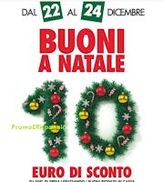 Logo Conad: solo per 3 giorni ricevi subito 10€ di sconto cumulabili