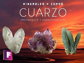Cuarzo - Propiedades, características y sus variedades