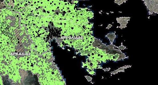 Ενημέρωση από τον Δήμαρχο Ερμιονίδας για την ανάρτηση του Δασικού Χάρτη της Αργολίδας και τη υποβολή αντιρρήσεων