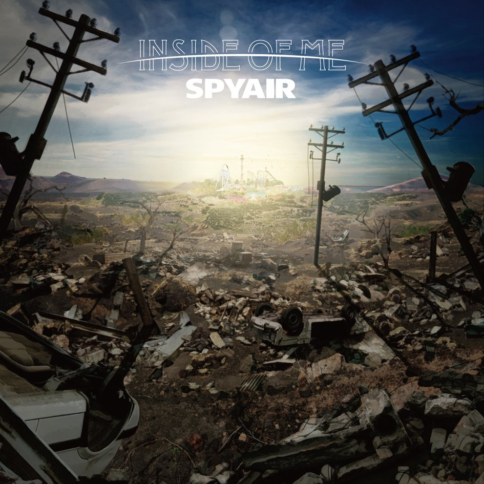 SPYAIR - INSIDE OF ME [2020.07.18+MP3+RAR]