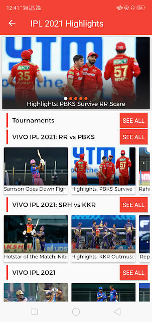 Free IPL watch Oreo tv