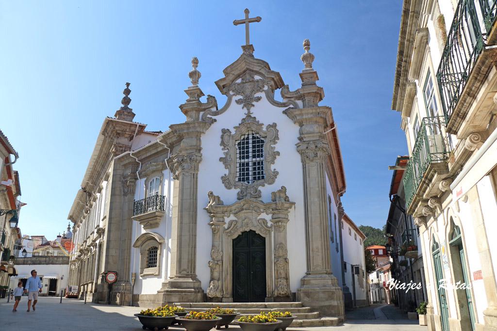Casa y capela das Malheiras de Viana do Castelo