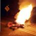 Vídeo - Assaltantes são perseguidos por moradores, linchados e queimados vivos